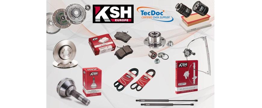 PPT procura retalhistas de peças para a marca KSH