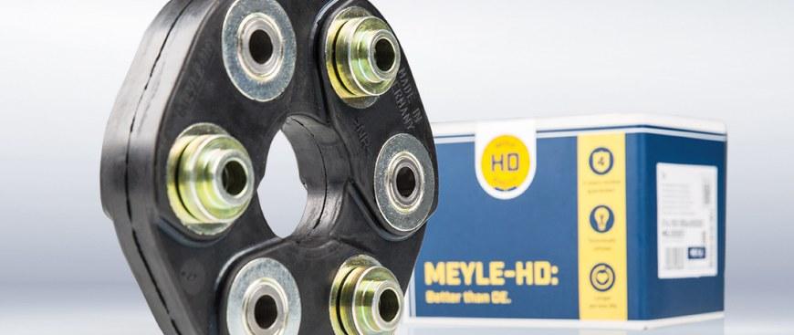 Meyle disponibiliza 22 novas referências de disco flexível
