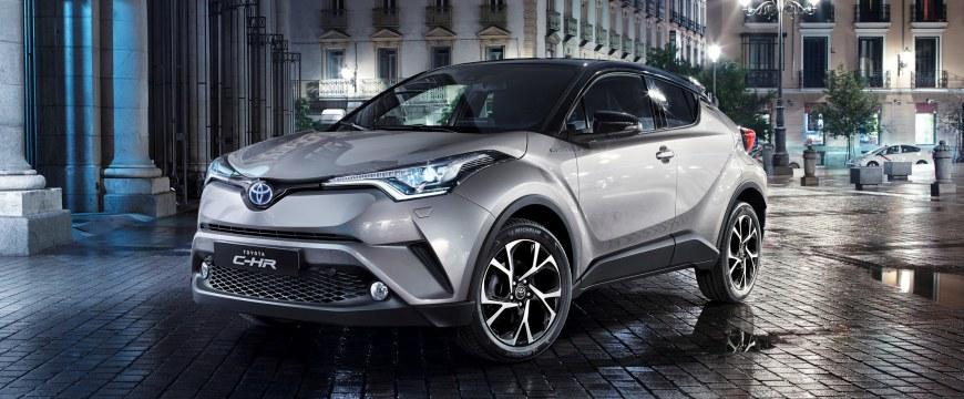 Toyota manda recolher C-HR Hybrid
