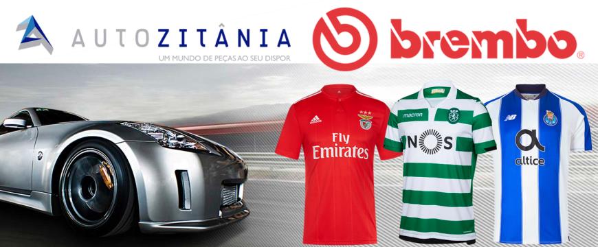 Autozitânia e Brembo com campanha de oferta de camisolas de futebol  oficiais  d41c77419ee2b