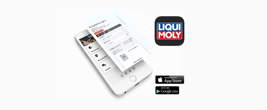 liqui moly apresenta nova app com guia de leos revista. Black Bedroom Furniture Sets. Home Design Ideas