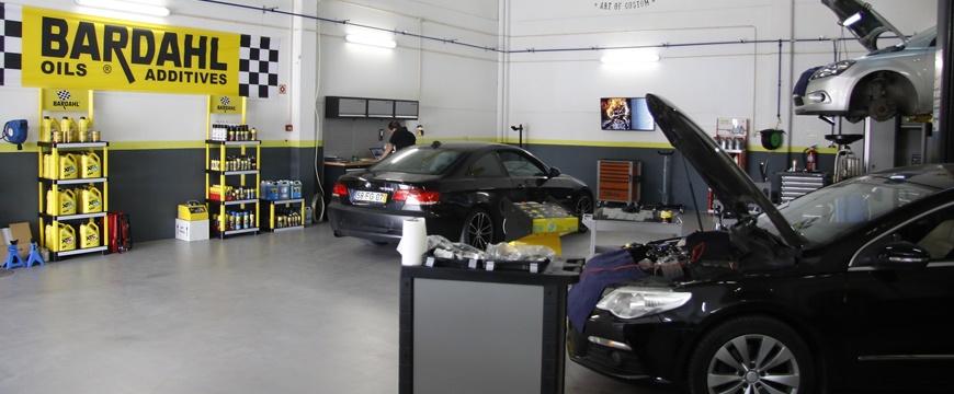 Eddie´s Garage