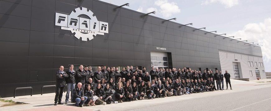 Recambios Frain abre empresa em Portugal e passa a distribuir Nokian Tyres