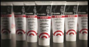 Brembo desenvolve novo lubrificante B-QUIET