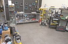 Technopompe service: Alargar serviços