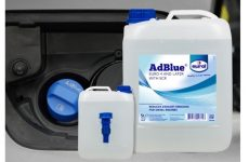 Novas embalagens AdBlue da Eurol