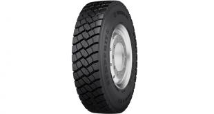 Semperit lança novo pneu de tração integral