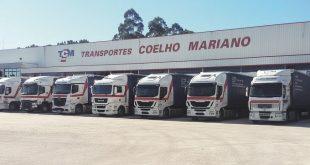 Transportes Coelho Mariano: Rentabilizar o transporte internacional