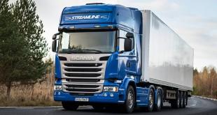 A Scania é líder de mercado nas 16 toneladas em Portugal
