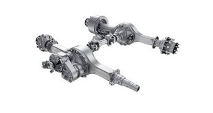 Daimler lança eixo com regulação do óleo ativa
