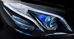 Mercedes e Hella ganham prémio de design na iluminação
