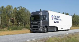 Scania vence Prémio Green Truck
