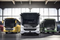 Scania apresenta alternativas ao gasóleo na Busworld