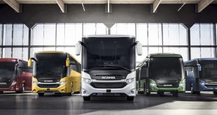Scania apresenta alternativas ao gasóleo na Busworld