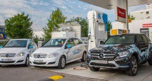 Novas estações de abastecimento de hidrogénio na Alemanha