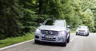 Mercedes-Benz GLC F‑CELL está pronto para produção