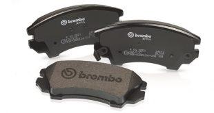 Brembo apresenta novas pastilhas e discos na Motortec