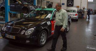 Oficina Auto Bem Guiados assiste Mercedes com 2.000.000 de quilómetros