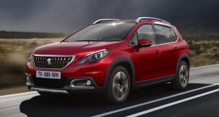 Peugeot 2008 reforça identidade