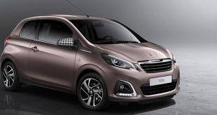 Peugeot faz recolha do 108