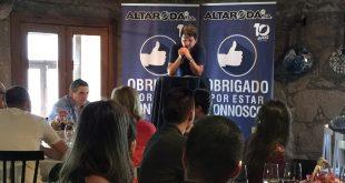 Altaroda comemora 10.º aniversário