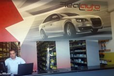 Nova loja Realauto em Vila Real