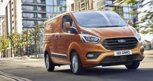 Ford lança nova Ford Transit Custom