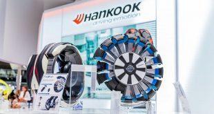 Hankook volta a marcar presença no Commercial Vehicle Show