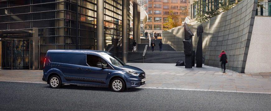Ford Transit Connect com novas motorizações