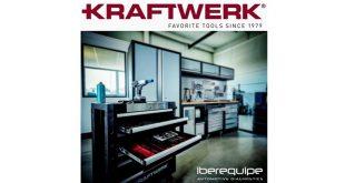 Iberequipe introduz produtos Kraftwerk