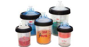 Sistema PPS da 3M para preparação de pintura