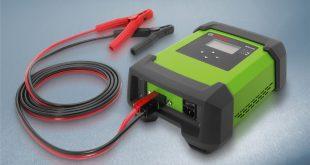 Bosch lança novos carregadores de baterias