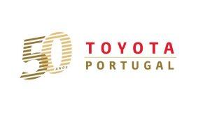 Toyota comemora 50 anos em Portugal