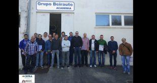 Grupo Beirauto (Mondegopeças) com extenso programa de formação técnica