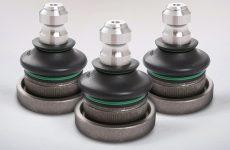 Sidem lança solução patenteada para rótulas de suspensão
