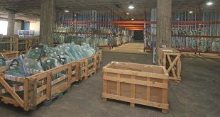 Gestglass: Novo armazém, agora em Lisboa