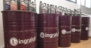 Globalfiltros introduz lubrificantes Ingralub no seu portefólio