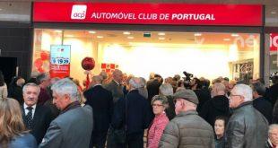 """ACP inaugura 30ª delegação e apresenta serviço de assistência automóvel """"Proteção de Avaria"""""""