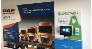 ACRV e OpenTach reforçam parceria nos tacógrafos em Portugal