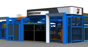 Nova tecnologia Bridgestone na montagem de pneus