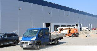 AS-PL terá novo edifício de escritórios e armazém