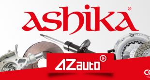ASHIKA no portfólio da AZ Auto