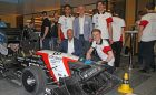 Cromax e Associação Academic Motorsports Zurich apoiam equipa da Formula Student eRacing