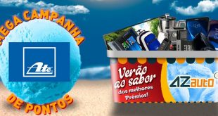AZ Auto realiza mega Campanha de Verão ATE