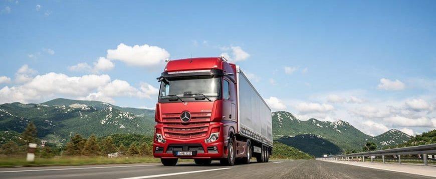 Mercedes-Benz apresenta nova geração do Actros