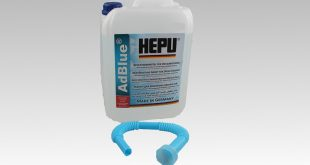 Hepu lança AdBlue
