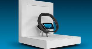 ZF desenvolve volante para veículos autónomos