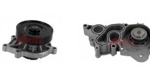 Novas bombas de água Airtex para Mini, Toyota e Grupo VAG