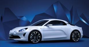 Renault apresenta a nova vida da Alpine