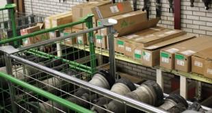 Arnott Air Suspension Products recebe Certificação TÜV